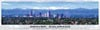 denvercolorado,denver colorado panoramic jigsaw puzzle by buffalo, photograph by james blakeway