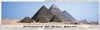 pyramids of giza panoramic jigsaw puzzle by buffalo, photographs by james blakeway Puzzle