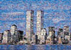new york skyline, manhattan, new york city photographs Puzzle
