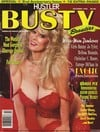 Busty Beauties October 1990 magazine back issue