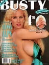 Busty Beauties October 1992 magazine back issue