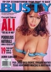 Busty Beauties May 2000 magazine back issue