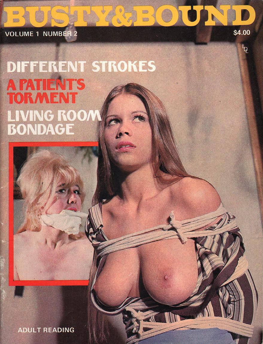 Retro BDSM Magazines