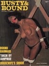 Busty & Bound Vol. 2 # 1 magazine back issue