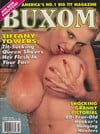 Buxom March 1993 magazine back issue
