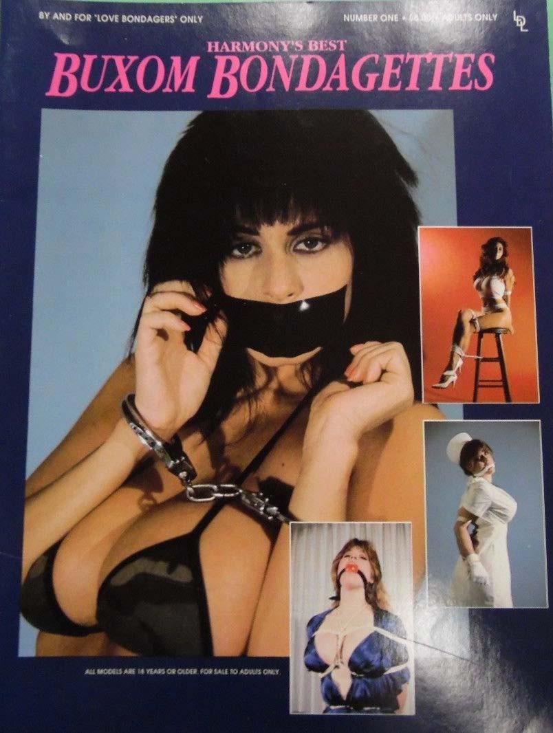 Buxom Bondagettes # 1 magazine back issue