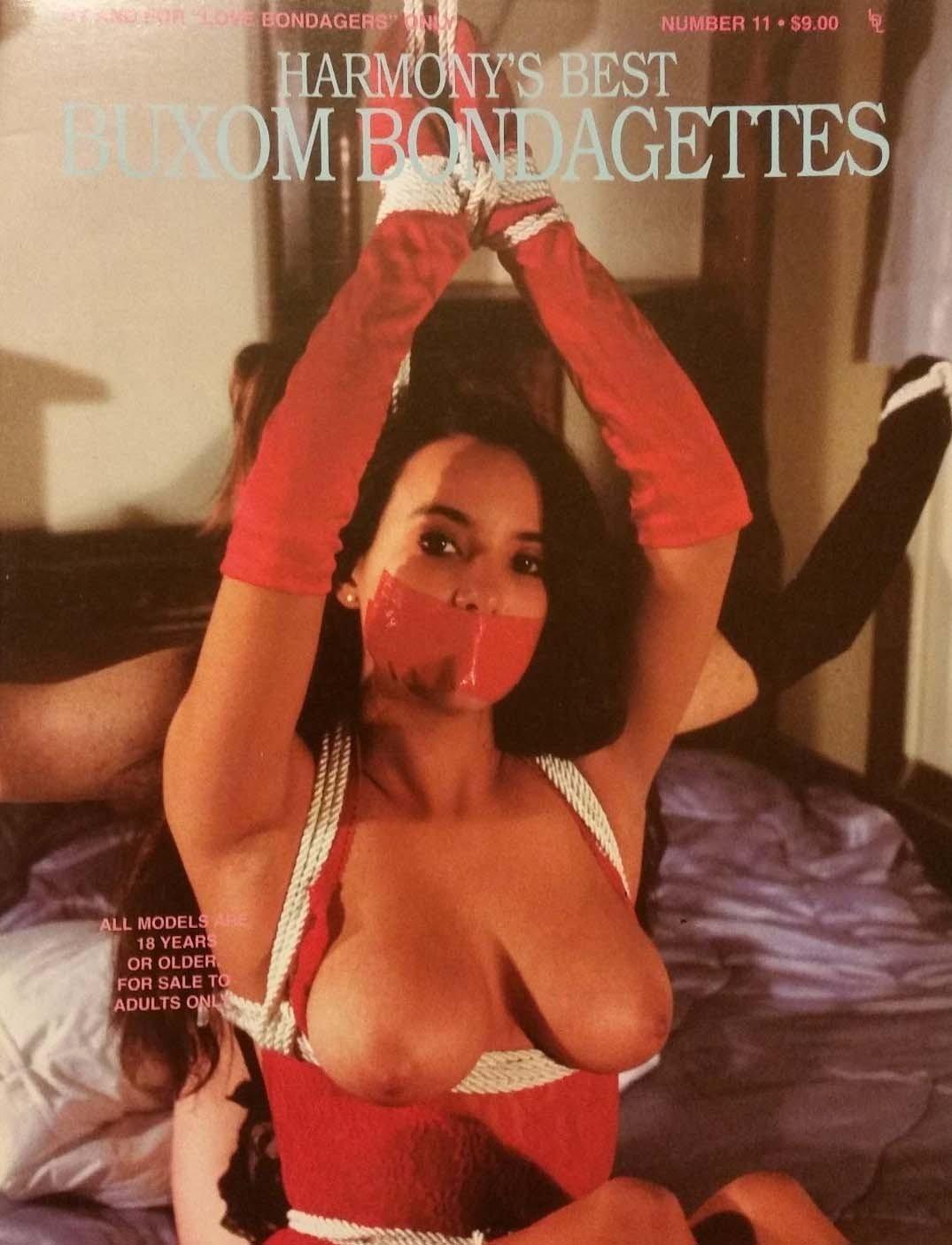 Buxom Bondagettes # 11 magazine back issue