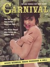 Carnival February 1964 magazine back issue