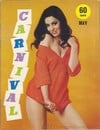 Carnival April 1969 magazine back issue cover image