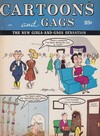 Cartoons and Gags April 1964 magazine back issue
