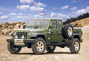 1000 pieces jigsaw puzzle by castorland, chrysler jeep gladiator chryslerjeepgladiator
