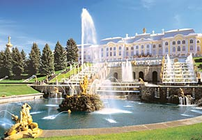 1500 puzzle, peterhof palace, st.petersburg russia, tourist attraction, peterhofpalace