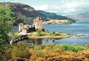 castorland jigsaw puzzles 2000 pieces, eilean donan castle scotland eileandonancastle