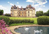 1000 pieces jigsaw puzzle by castorland, le lude castle france