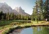 1000 pieces jigsaw puzzle by castorland, dolomites italy