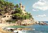 1000 pieces jigsaw puzzle by castorland, lloret del mar spain