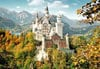 1000 pieces jigsaw puzzle by castorland, neuschwanstein castle germany