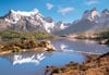 1000 pieces jigsaw puzzle by castorland, torres del paine patagonia chile