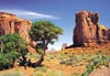 1000 pieces jigsaw puzzle by castorland, monument valley arizona usa
