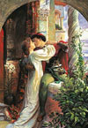 romeo and juliet by sir frank dicksee, 1500 pieces jigsaw puzzle, castorland