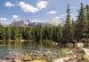 strbskie lake tatras slovakia jigsaw puzzle, 1500 pieces puzzles
