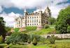 dunrobin castle scotland, 2000 pieces jigsaw puzzle castorland
