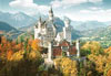 newschwanstein castle in germany, jigsaw puzzle by castorland 2000 pieces