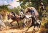 castorland rudolf koller painting, 3000 pieces, jigsaw puzzle