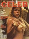 Celeb January 1982 magazine back issue