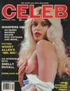 Celeb February 1982 magazine back issue