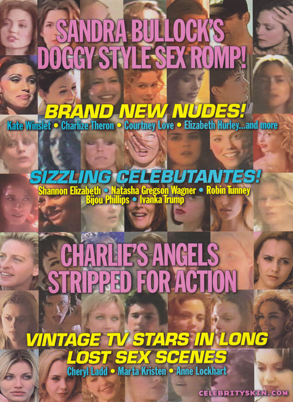 Celebrity Skin magazine celebrity skin magazine back issues no 90 2000 over 300 celeb photos xxx full frontals nip slips sex