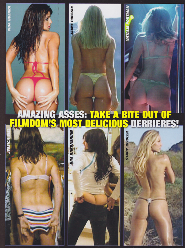 Celebrity Skin magazine  Hottest Nude Stars, Shocking Scenes, Penelope Cruz,Kinky 'N Carnal Vintage Nudes,Bo Derek