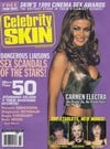 Celebrity Skin # 84 magazine back issue