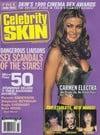 Celebrity Skin # 84 magazine back issue cover image