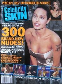 Celebrity Skin # 102 magazine back issue cover image
