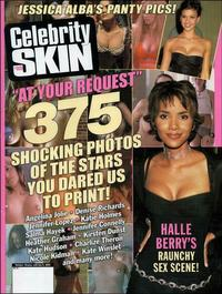 Celebrity Skin # 105 magazine back issue