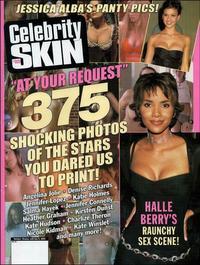 Celebrity Skin # 105 magazine back issue cover image