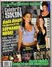 Celebrity Skin # 106 magazine back issue cover image