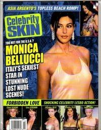 Celebrity Skin # 110 magazine back issue cover image
