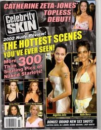 Celebrity Skin # 111 magazine back issue