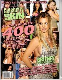 Celebrity Skin # 113 magazine back issue cover image
