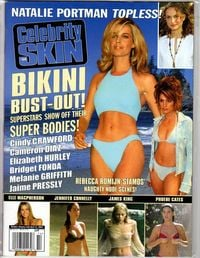 Celebrity Skin # 114 magazine back issue