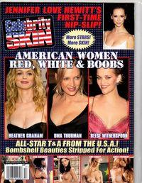 Celebrity Skin # 117 magazine back issue cover image