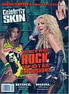 Celebrity Skin # 124 magazine back issue cover image