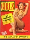 Covers Girls Models April 1954 magazine back issue
