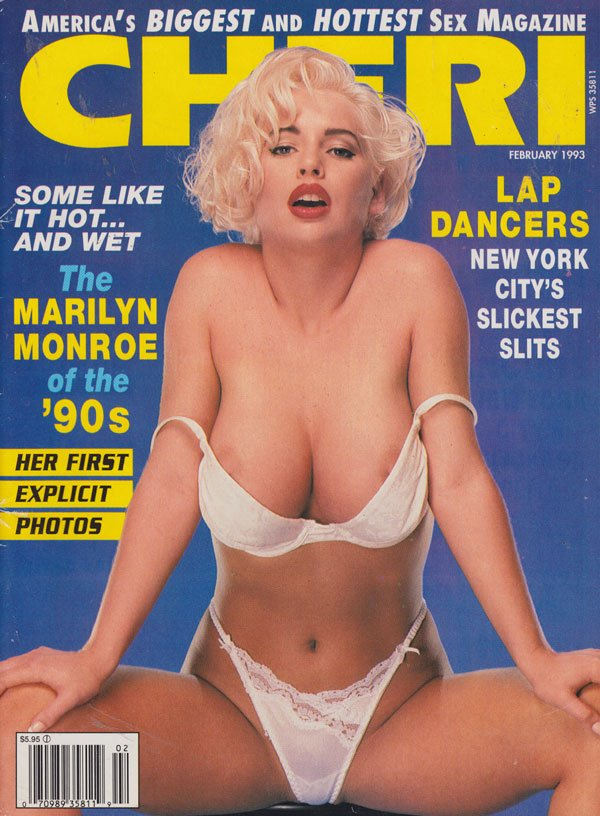 Cheri February 1993 magazine back issue Cheri magizine back copy cheri magazine 1993 back issues hot sexy nude pictorials xxx stripper pix lap dancers wet pussy shot