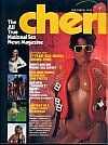 Cheri November 1977 magazine back issue