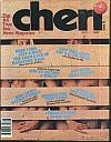 Cheri May 1978 magazine back issue