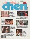 Cheri August 1978 magazine back issue