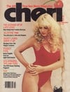 Cheri February 1979 magazine back issue
